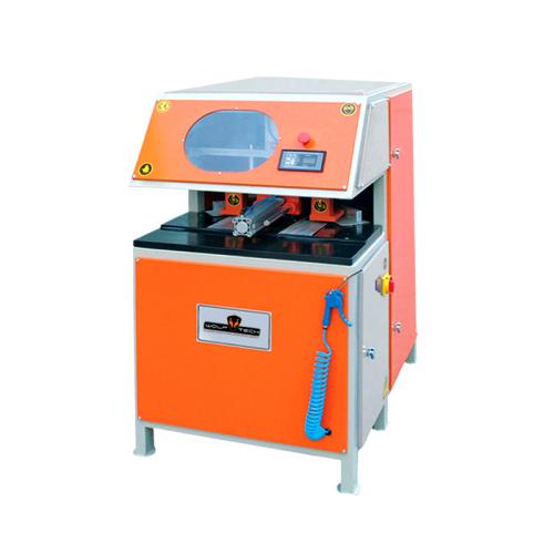 ماشین تمیز کننده گوشه های UPVC-محک