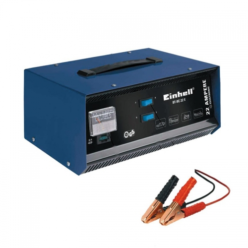 BT-BC 22E – شارژر باتری ۲۲ آمپر اتوماتیک-آینهل